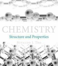 Chemistry : Structure and Properties by Nivaldo J. Tro (2014, Hardcover, 1st Ed.