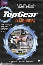 Top Gear - The Challenges Vol.1-2 (DVD, 2008, 2-Disc NEW SEALED (Nordic Packing)
