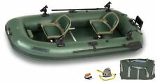 SEA EAGLE STEATH STALKER10 (STS10K) INFLATABLE FISHING BOAT WITH MOTORMOUNT