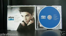 Anthony Callea - Rain 3 Track CD Single