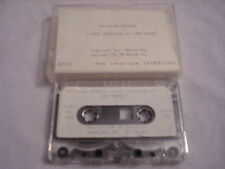 RARE PROMO ONLY The Rave-Ups CASSETTE TAPE Interview w/ Jimmy Podrasky 1990 epic