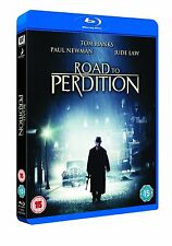 Road To Perdition (Blu-ray:) [Region Free ABC] Genuine UK Shop Bought Blu-Ray