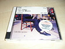 Jimmy Fox - I am the spider - Electronic Lounge - Extrem RAR - CD
