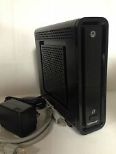 ARRIS MOTOROLA SBG6580 Wifi  N Router COMCAST / XFINITY Time Warner Cable Modem