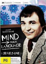 Mind Your Language: Series 1 DVD NEW