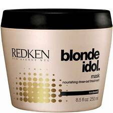 REDKEN Blonde Idol Mask Nourishing Rinse Out Treatment - 8.5 oz