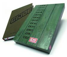 GI Joe The Complete Collection HC (2012 IDW Red Label Edition) #1-1ST NM