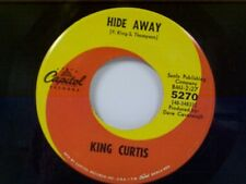 "KING CURTIS ""HIDE AWAY / STRANGER ON THE SHORE"" 45"