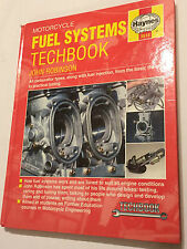 MOTORCYCLE FUEL SYSTEMS TECHBOOK HAYNES MANUAL MOTOR CYCLE ELECTRIC SYSTEMS 2000