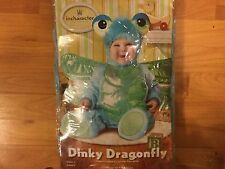 HB4 InCharacter Costumes Baby's Dinky Dragonfly Halloween Baby 12/18 Months NEW