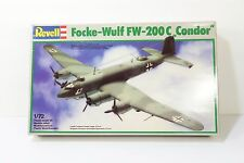 "Revell Focke-Wulf FW-200C ""Condor"" 1:72 Scale Plastic Airplane Model Kit MIB"