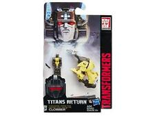 TRANSFORMERS GENERATIONS TITANS RETURN MASTER CLASS CLOBBER ACTION FIGURE