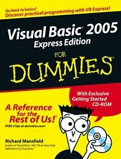 Visual Basic 2005 Express Edition For Dummies By Richard Mansfield