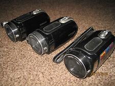 3 X VIDEOCAMERE SAMSUNG SMX-F30 difettoso!!!