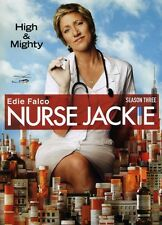 Nurse Jackie: Season Three [3 Discs] (2012, REGION 1 DVD New) WS