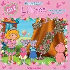 PRINZESSIN LILLIFEE - 02: PRINZESSIN LILLIFEE-DAS HÖRSPIEL ZUR TV-SERIE  CD NEU