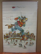 Vintage Easy does it... Cruisin' Gary patterson Poster original 1979 4873