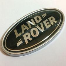 LATEST OEM LAND ROVER OVAL BADGE Green/Silver Range Rover,Sport,Vogue,Hse,Hst