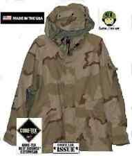 US Army 3 color Desert DCU Goretex ECWCS Cold Weather Jacke Parka Jacket XLL