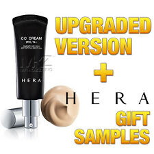 HERA CC Cream #23 True Beige 35ml BB Makeup Amore Pacific Upgraded Version +Gift