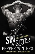 Pure Corruption: Sin and Suffer 2 by Pepper Winters (2016, Paperback)