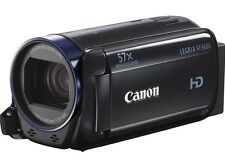 CANON LEGRIA HF R606 CAMCORDER BOXED HIGH DEFINITION SDHC CARD DIGITAL HD VIDEO