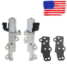 Left + Right VVT Variable Valve Timing Solenoid For Nissan Altima 350Z Maxima