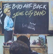 Stone City Band - The Boys Are Back (Vogue-Records Vinyl-LP OIS France 1981)