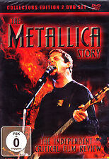 METALLICA story the independent critical film review 2DVD NEU OVP/Sealed