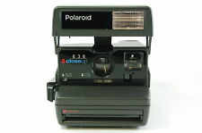 Polaroid 636 CloseUp instant camera boxed 600 film tested Ref.72172