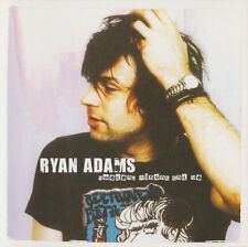 RYAN ADAMS SWEDEN WINONA AND ME CD WITH NEW MATERIAL 2001 FREE UK SIGNED POST