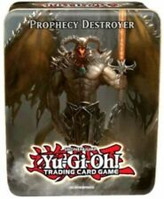 2012 YuGiOh Prophecy Destroyer Collectible Tin Factory Sealed Brand New