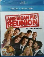 American Pie: Reunion blu-ray BRAND NEW SEALED