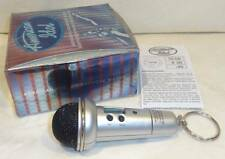 # AVON AMERICAN IDOL MICROPHONE WATCH KEYRING W VOICE RECORDER NEW