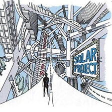 "Solar Project:  ""Here I Am""  (CD)"