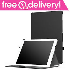 "iPad Pro 12.9"" Case - MoKo Slim-Fit Multi-angle Folio Cover with Auto Wake/Sleep"