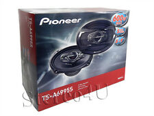 "Brand New Pioneer TS-A6995S 6"" X 9"" 5-Way 600W  Car Coaxial Speaker"
