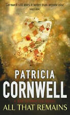 All That Remains by Patricia Cornwell (Paperback, 2000)
