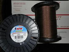 American Fishing Wire 7x7 49-Strand Stainless Camo Brown Leader  600lb 500'