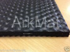 ArkMat Commercial Heavy Duty Rubber Roll 1.3M Wide 16mm Thick REINFORCED!