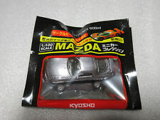 MAZDA RX-7 Spirit R FD3S Grey Kyosho 1:100 Scale Diecast Model Car