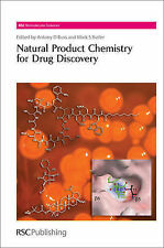 Natural Product Chemistry for Drug Discovery: RSC: 18 (RSC Biomolecular Sciences
