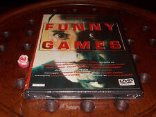 Funny Games  1a Ed. Lucky Red - M. HANEKE Editoriale   Dvd ..... Nuovo