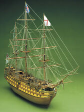 "Elegant, finely detailed model ship kit by Mantua Panart: the ""HMS Victory"" 738"