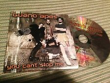 GUANO APES SPANISH CD SINGLE SPAIN 1 TRACK  YOU CAN'T STOP ME CARD SLEEVE