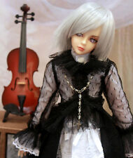 1/4 bjd boy doll GEN X Niall FREE face up & body blushing human skin dollfie msd