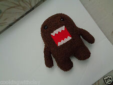 DOMO PLUSH DOLL FIGURE JAPANESE MONSTER CHARACTER TOY NOVELTY TOY