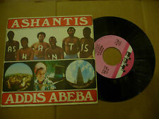 "ASHANTIS""ADDIS ABEBA-disco 45 giri CIPITI It 1975"" ITALO DISCO"