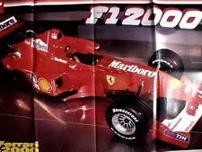Poster 80X55 - FERRARI F1 2000 -   [AS3] -52