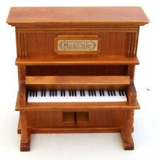 Piano shaped music box playing Beethovens Fur elise